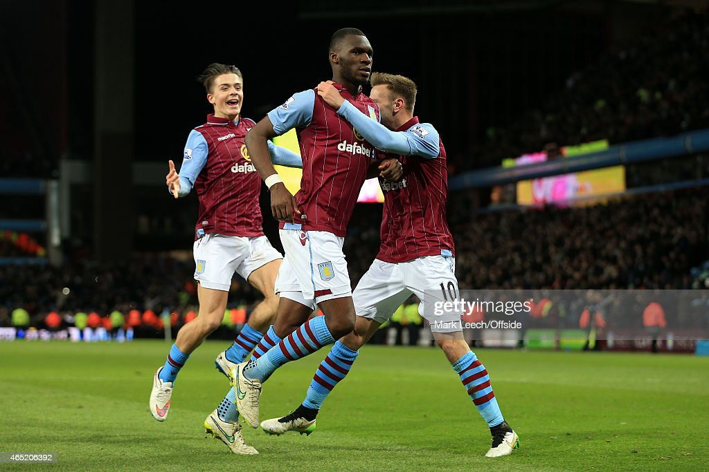 Aston Villa v West Bromwich Albion - Premier League : News Photo