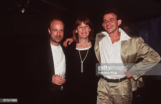Christian Berker Dominique Horwitz Ehefrau Patricia Bei Deutscher Filmpreis In Berlin