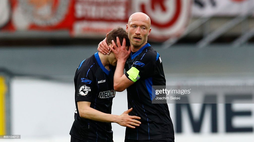 SC Paderborn v Jahn Regensburg - 3. Liga : News Photo