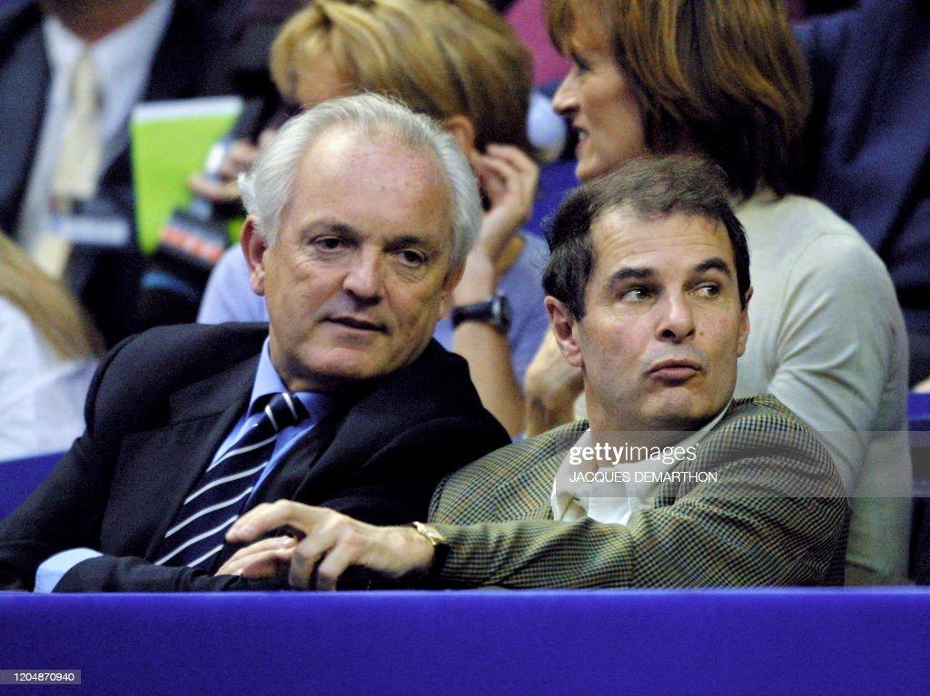 TENNIS-BIMES-PROISY : News Photo