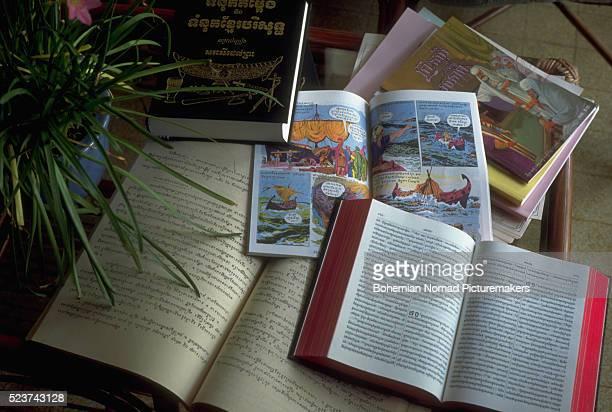 Christian Books in Khmer