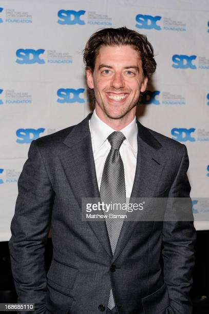 Christian Borle attends the 2013 Mr Abbott Award event at BB King Blues Club Grill on May 13 2013 in New York City