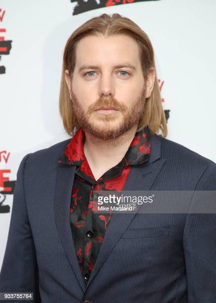 Christian Brassington attends the Rakuten TV EMPIRE Awards 2018 at The Roundhouse on March 18 2018 in London England
