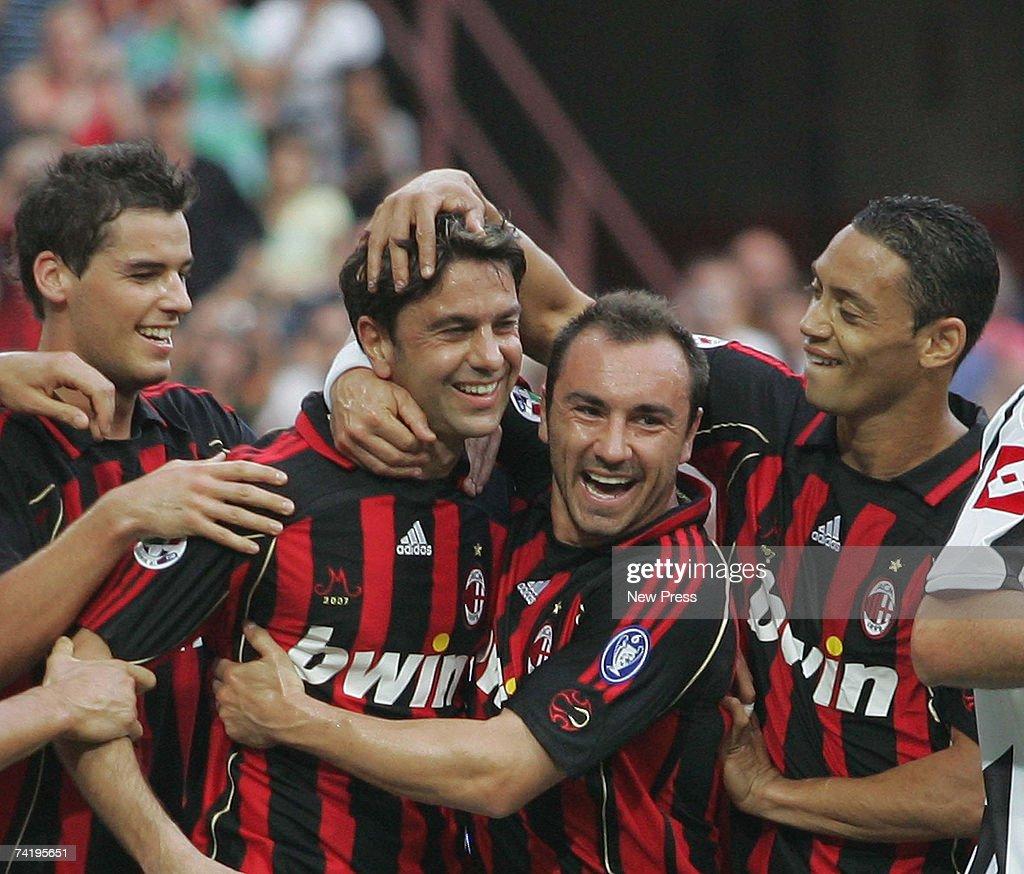 Serie A - AC Milan v Udinese : News Photo