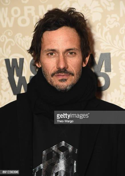 Christian Camargo attends the 'Wormwood' New York Premiere on December 12 2017 in New York City