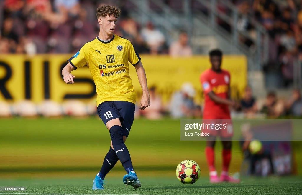 FC Nordsjalland vs Hobro IK - Danish 3F Superliga : News Photo