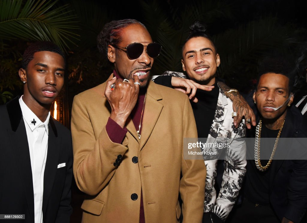 2017 GQ Men of the Year Party - Inside