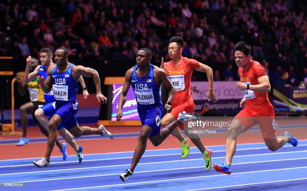 IAAF World Indoor Championships - Day Three : News Photo