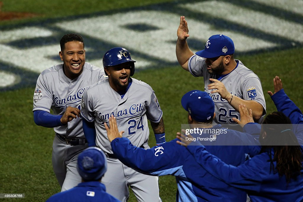 World Series - Kansas City Royals v New York Mets - Game Five