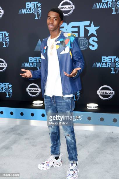 Christian Combs at the 2017 BET Awards at Microsoft Square on June 25 2017 in Los Angeles California