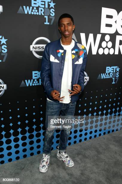 Christian Combs at the 2017 BET Awards at Staples Center on June 25 2017 in Los Angeles California