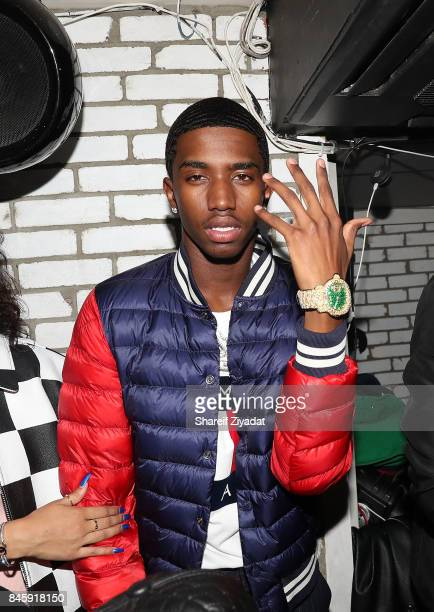 Christian Combs attends Catch 6 Year Anniversary at Catch on September 11 2017 in New York City