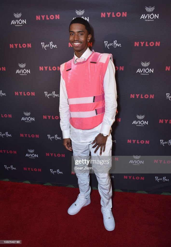 NYLON's Annual Rebel Fashion Party At Gramercy Park Hotel Rose Bar