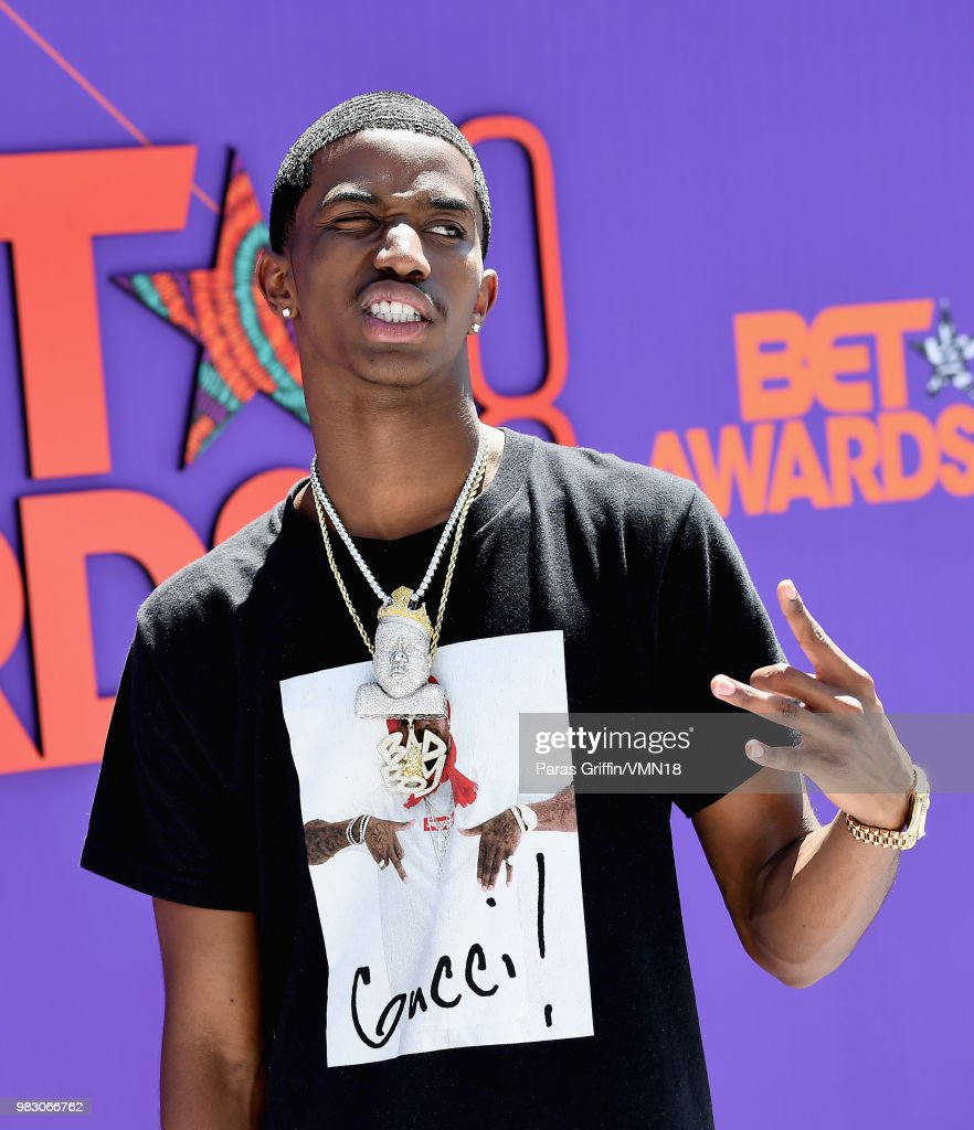 2018 BET Awards - Red Carpet