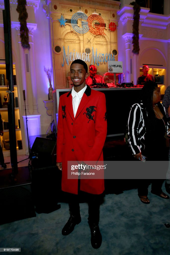 2018 GQ x Neiman Marcus All Star Party - Inside