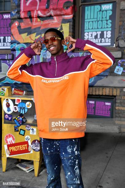 Christian Combs attends VH1 Hip Hop Honors The 90s Game Changers at Paramount Studios on September 17 2017 in Los Angeles California