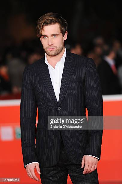 Christian Cooke attends 'Romeo And Juliet' Premiere during The 8th Rome Film Festival on November 11 2013 in Rome Italy
