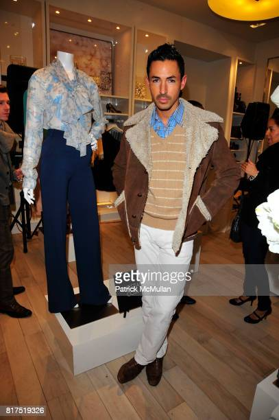 Christian Cota attends Ann Taylor Flatiron Store Opening at Ann Taylor NYC on December 2 2010 in New York City