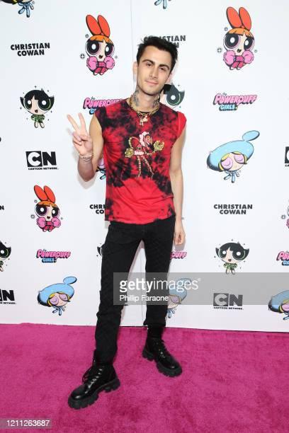 Christian Cowan attends the 2020 Christian Cowan x Powerpuff Girls Runway Show on March 08, 2020 in Hollywood, California.