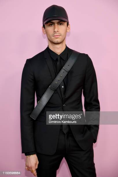 Christian Cowan attends the CFDA Fashion Awards at the Brooklyn Museum of Art on June 03, 2019 in New York City.
