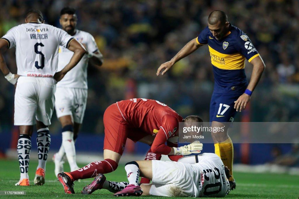 Boca Juniors v LDU Quito - Copa CONMEBOL Libertadores 2019 : News Photo