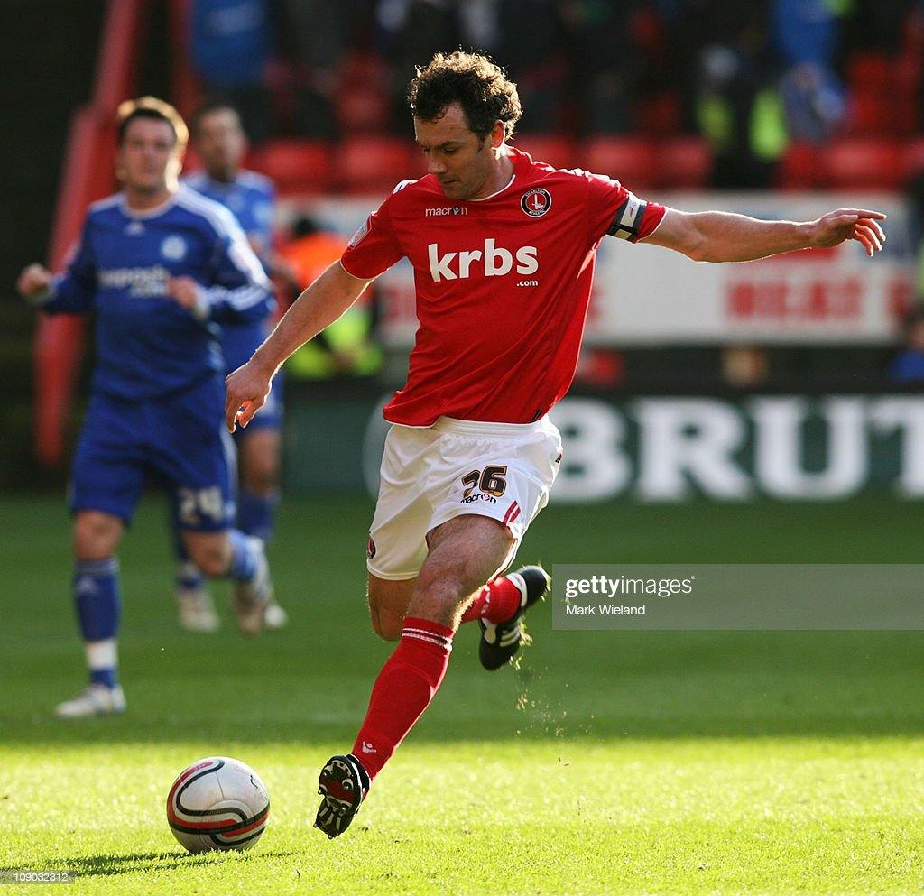 Charlton Athletic v Peterborough United - npower League One
