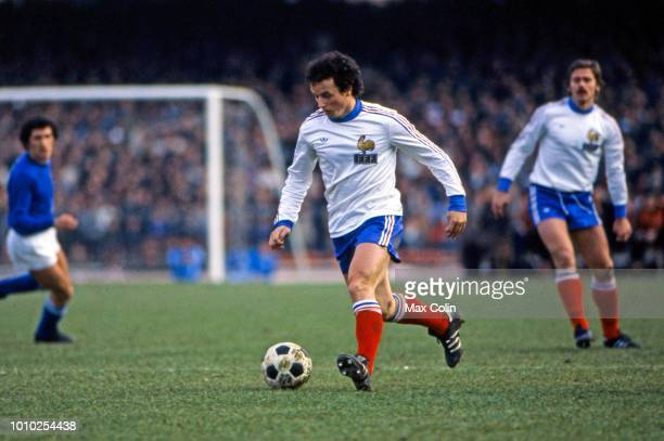 Christian Dalger of France during the FIFA World Cup match between Italy and France at Estadio Jose Maria Minella Mar del Plata Argentina on June 2nd...