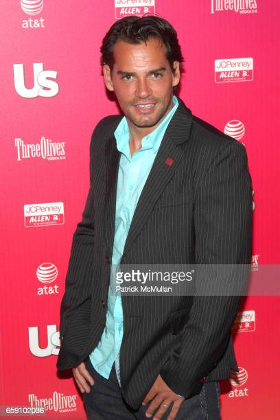 Christian De La Fuente attends US WEEKLY CELEBRATES ANNUAL HOT HOLLYWOOD STYLE ISSUE IN HOLLYWOOD at MyHouse on April 22 2009 in Hollywood CA