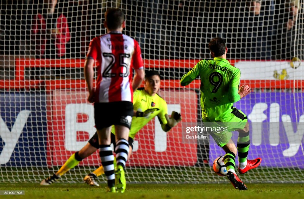 Exeter City v Forest Green - The Emirates FA Cup Second Round Replay : News Photo