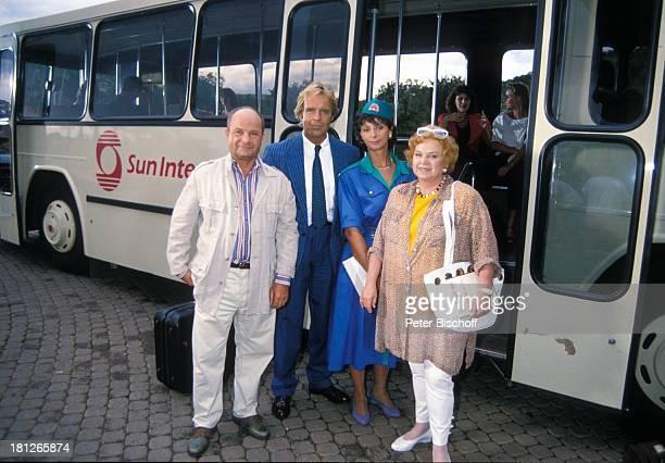 Christian Ebel Thomas Fritsch Conny Glogger Marianne Kiefer PRO 7 Serie Glueckliche Reise Folge 18 Sun City The Lost City/SüdAfrika Südafrika Episode...