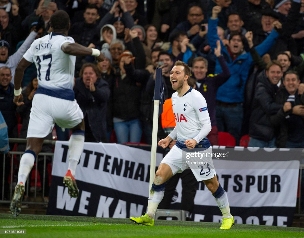 Tottenham Hotspur v FC Internazionale - UEFA Champions League Group B : News Photo