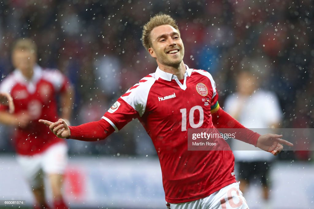 Denmark v Germany - International Friendly : News Photo