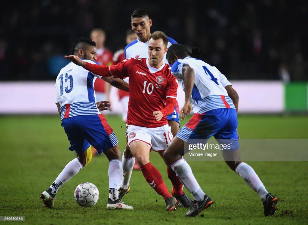 Denmark v Panama - International Friendly