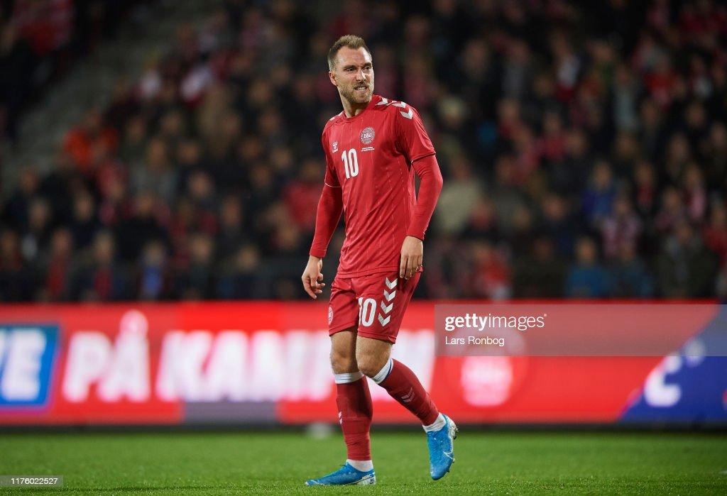 Denmark vs Luxembourg - International Friendly : News Photo