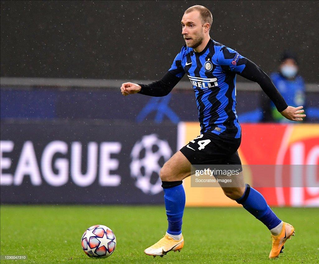 Internazionale v Shakhtar Donetsk - UEFA Champions League : ニュース写真