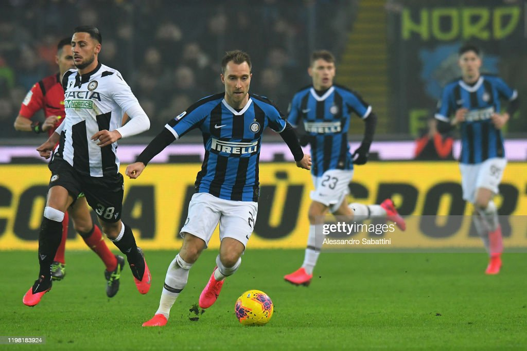 Udinese Calcio v FC Internazionale - Serie A : News Photo