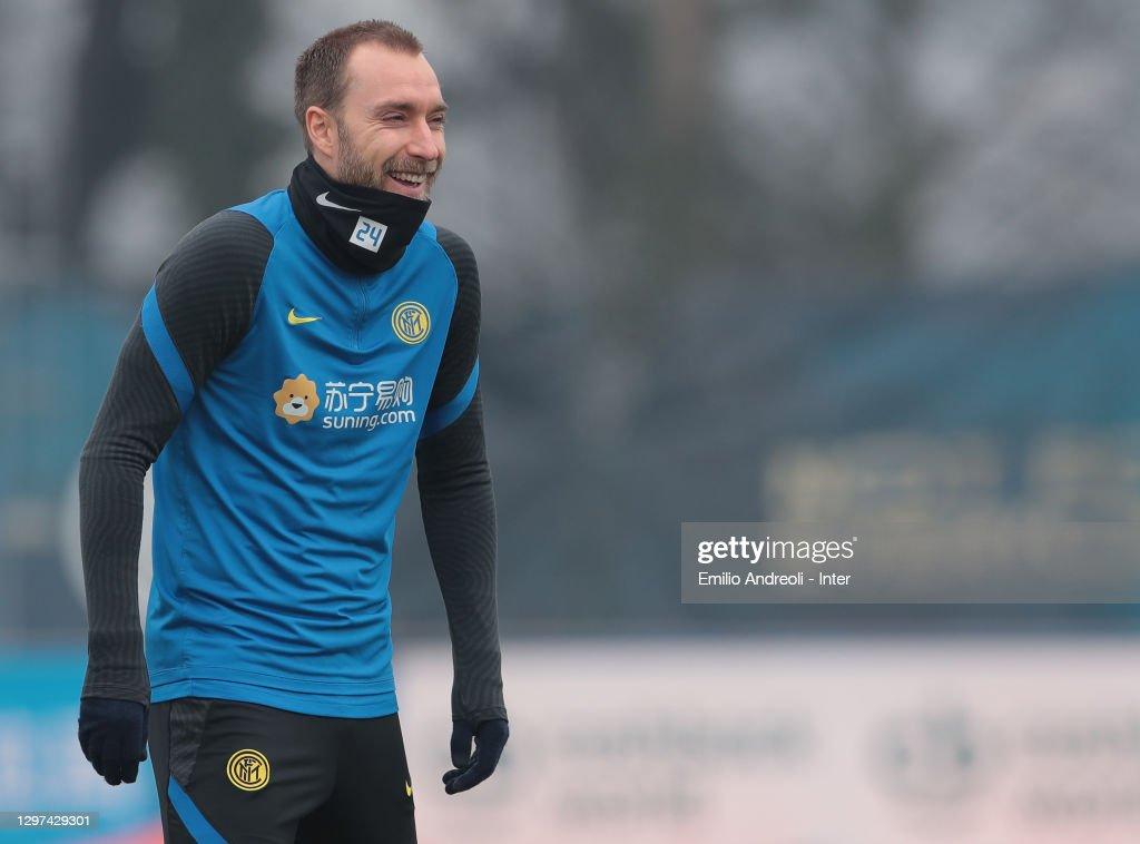 FC Internazionale Trainig Session : News Photo
