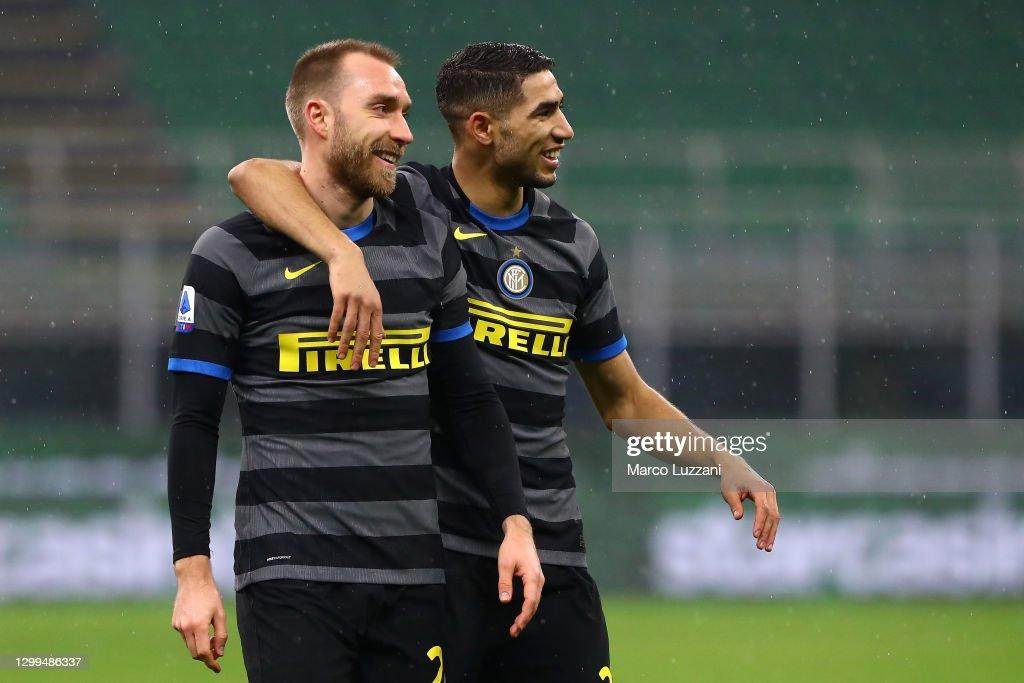 FC Internazionale  v Benevento Calcio - Serie A : ニュース写真