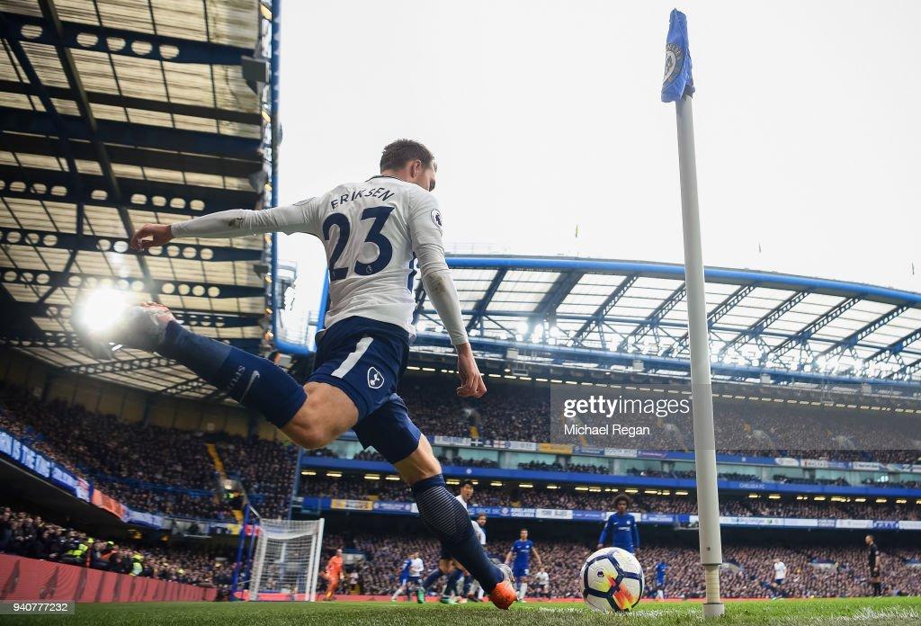 Chelsea v Tottenham Hotspur - Premier League : ニュース写真