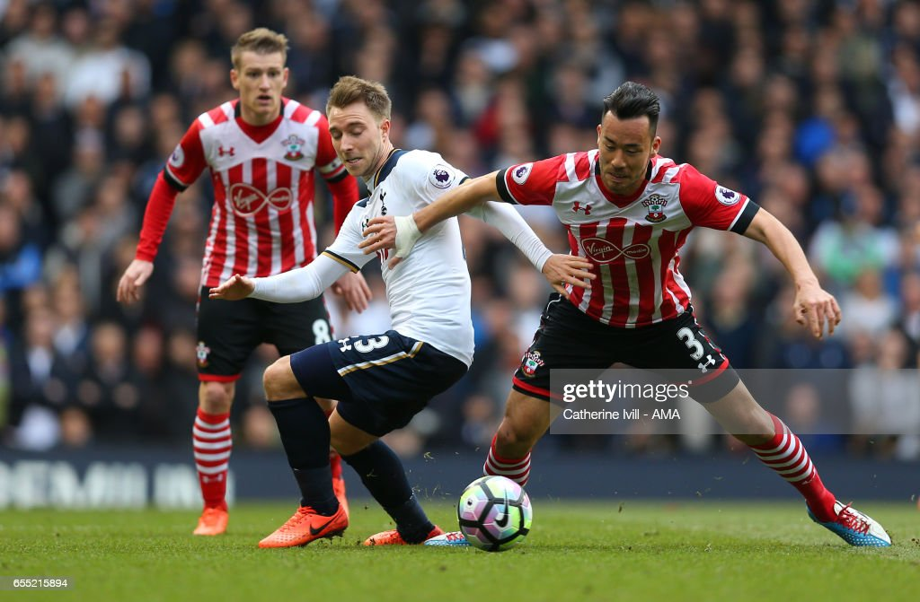 Tottenham Hotspur v Southampton - Premier League : News Photo