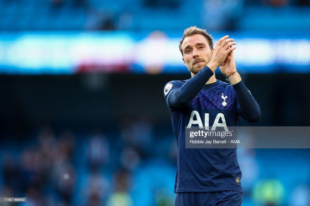 Manchester City v Tottenham Hotspur - Premier League : ニュース写真
