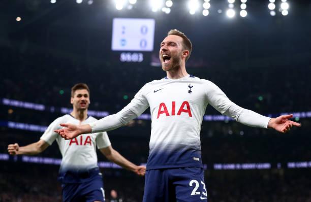 GBR: Tottenham Hotspur v Brighton & Hove Albion - Premier League