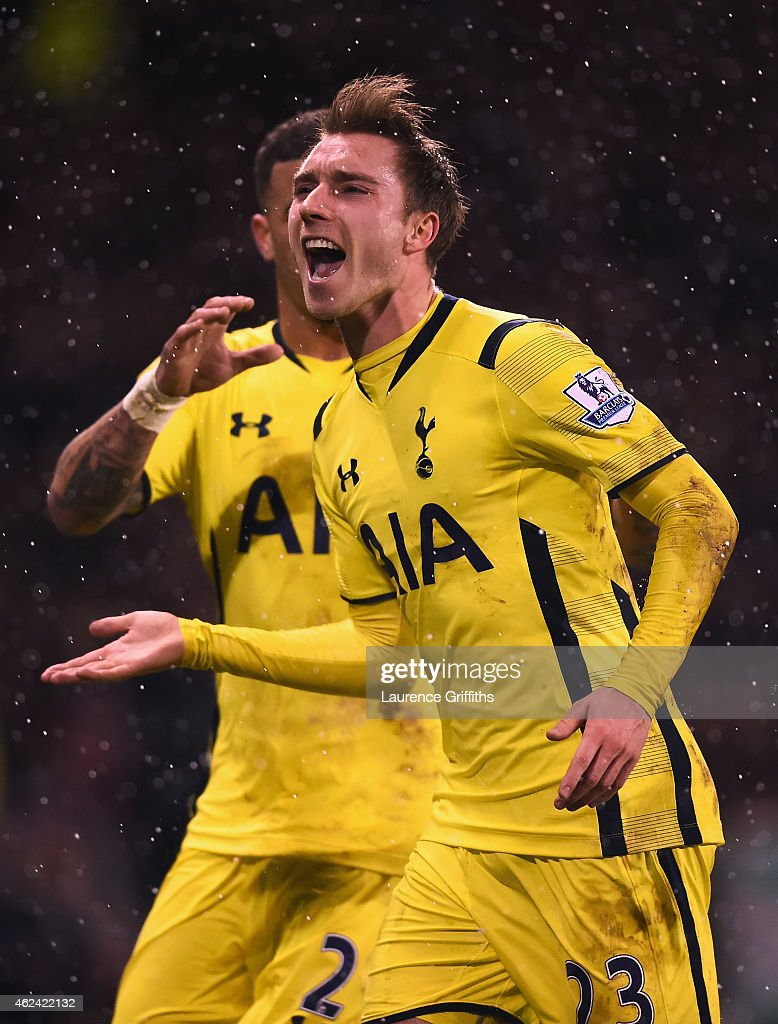 Sheffield United v Tottenham Hotspur - Capital One Cup Semi-Final: Second Leg : News Photo