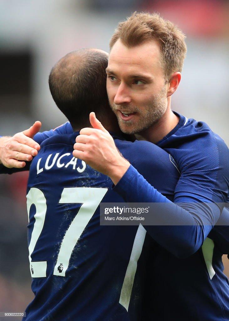 Swansea City v Tottenham Hotspur - The Emirates FA Cup Quarter Final