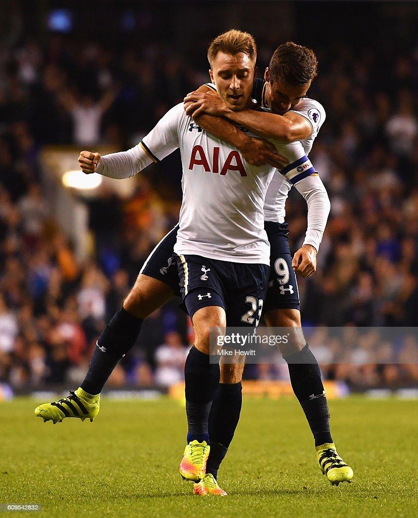 Tottenham Hotspur v Gillingham - EFL Cup Third Round
