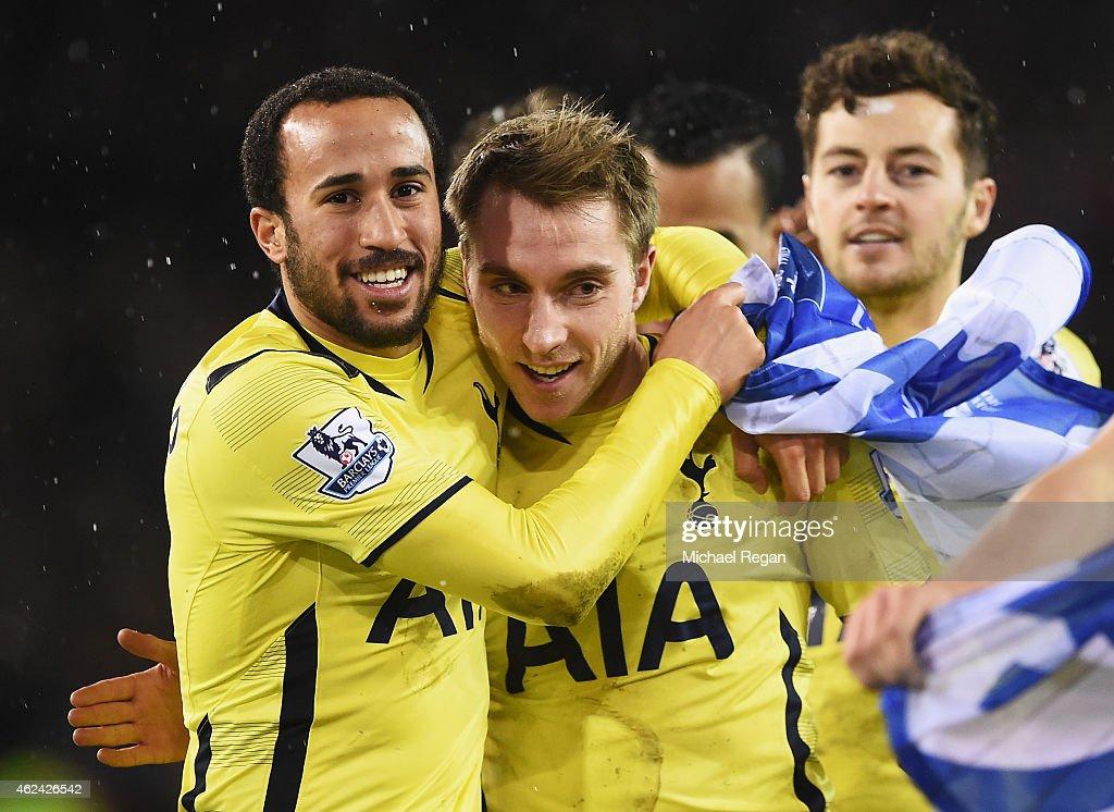 Sheffield United v Tottenham Hotspur - Capital One Cup Semi-Final: Second Leg : Nachrichtenfoto