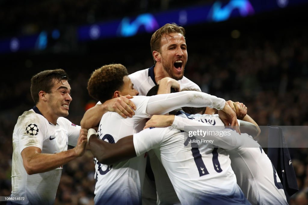 Tottenham Hotspur v FC Internazionale - UEFA Champions League Group B : News Photo