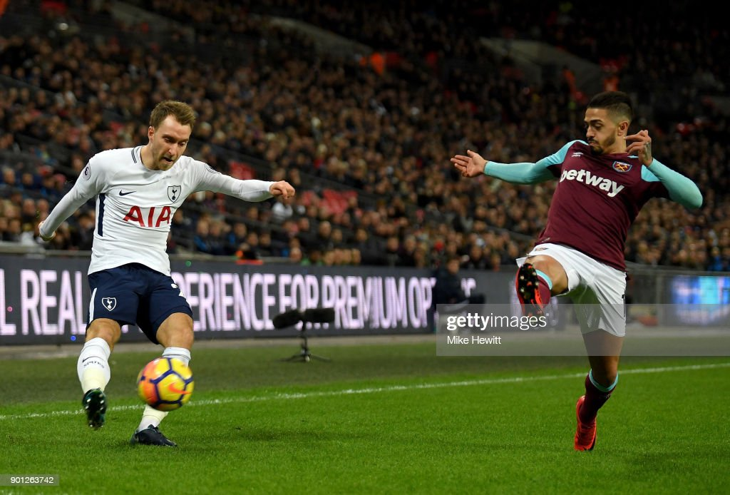 Tottenham Hotspur v West Ham United - Premier League : News Photo