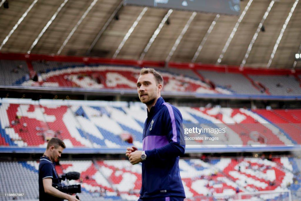 Real Madrid v Tottenham Hotspur - Audi Cup : News Photo
