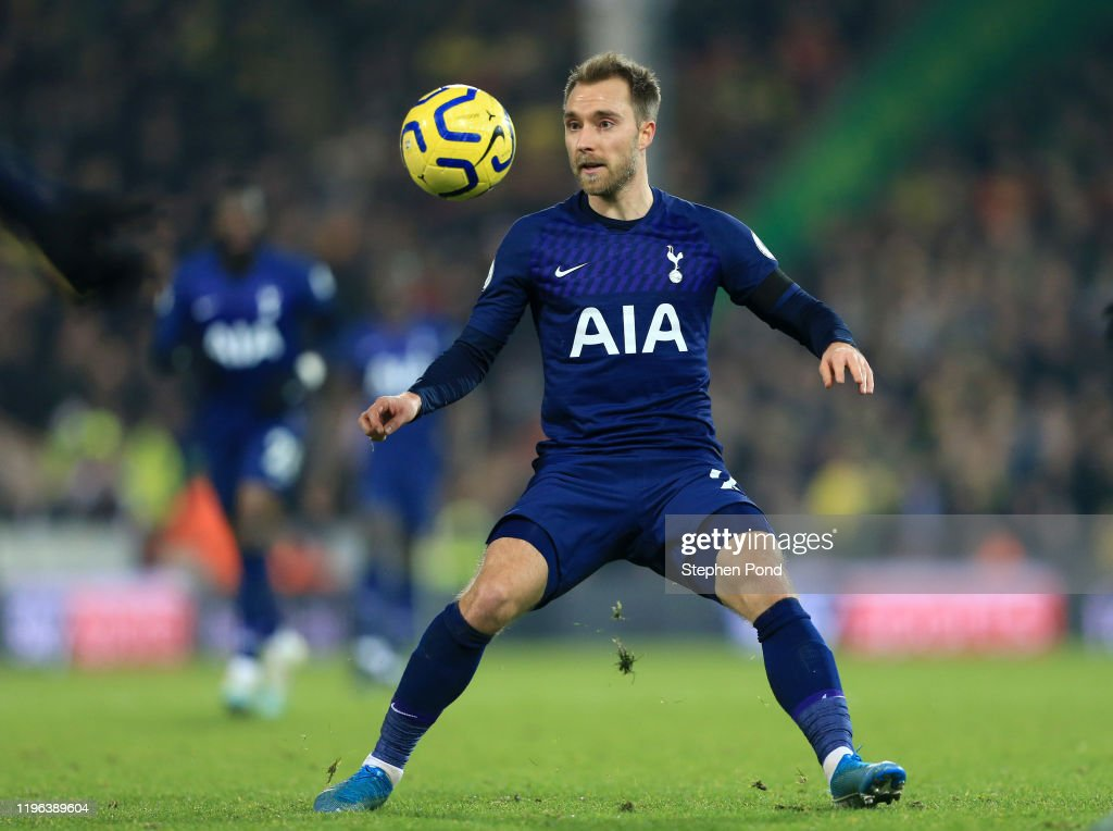 Norwich City v Tottenham Hotspur - Premier League : News Photo